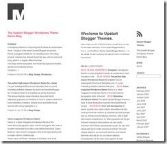 blogi  Темы WordPress: стильно и просто