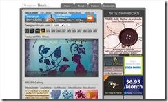 grafika i dizayn  12 ресурсов с кистями для Photoshop