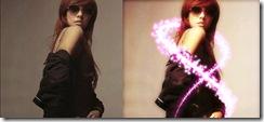 grafika i dizayn  Уроки Photoshop: световые эффекты. Часть II