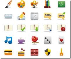 grafika i dizayn  Самые свежие и яркие иконки для сайта