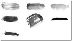 grafika i dizayn  Кисти Photoshop: акварель