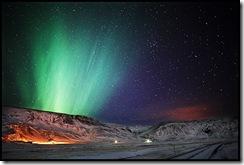 foto  Фотопост: Северное сияние