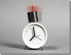 tehnika  Дизайнерский будильник