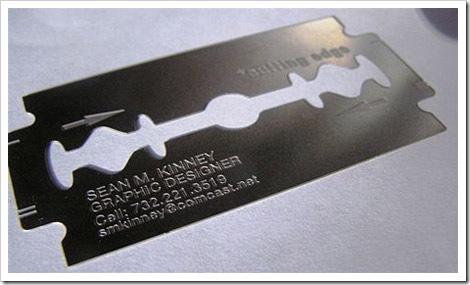 grafika i dizayn  Фотопост: необычные визитки