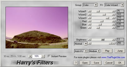 Photoshop Plugin and Filters