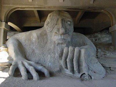 iskusstvo  30 самых необычных скульптур в мире