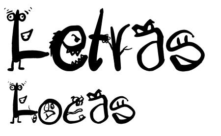 grafika i dizayn  40 мультяшных шрифтов