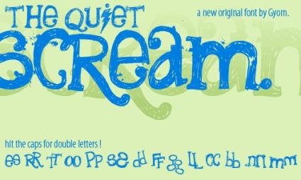 The Quiet Scream