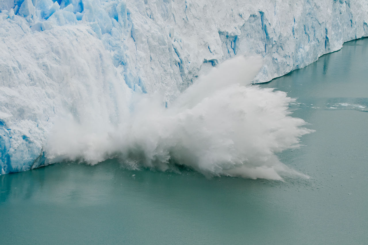 glacier melt The immediate concern is still west antarctica, where glacier retreat is well underway melt from those glaciers, some scientists predict,.