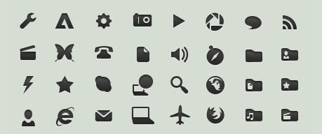 grafika i dizayn  Подборка бесплатных иконок