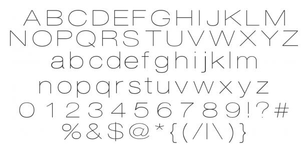 DISCO Font by Typografski