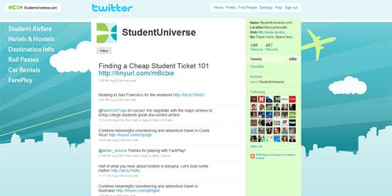 grafika i dizayn blogi  50 уникальных профилей Twitter