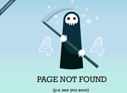 grafika i dizayn blogi  Еще раз о странице 404