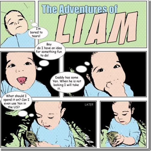 макет для комиксов