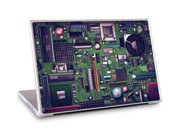 tehnika  80 украшений для вашего MacBook