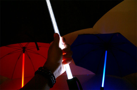Lightsaber Umbrella 3