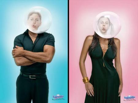 uncategorized  Самая креативная реклама жевательной резинки