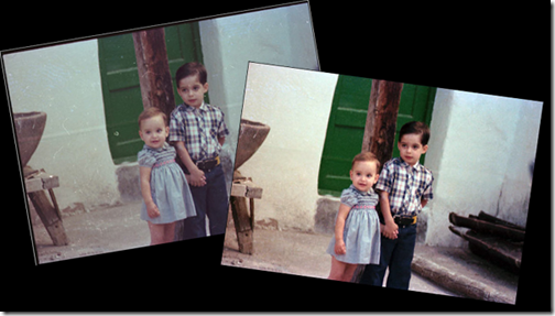 Repairing Old Photos