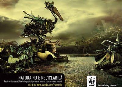 priroda  Фотопост: рекламная кампания WWF