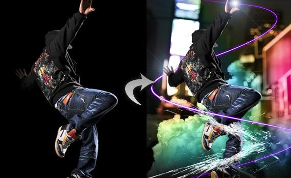 dazzling-dance-photo-effect-montage-photoshop-tutorial