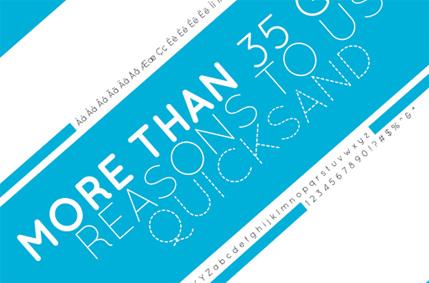 grafika i dizayn blogi  Лучшие бесплатные шрифты 2009 по мнению Web Design Ledger