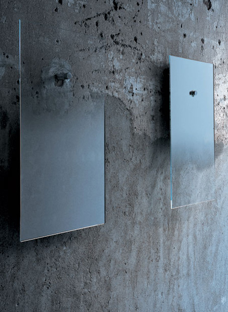 Transparent Mirror