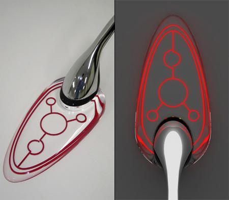 Transparent Iron