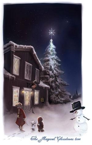 uncategorized  Фотопост: новогодние открытки