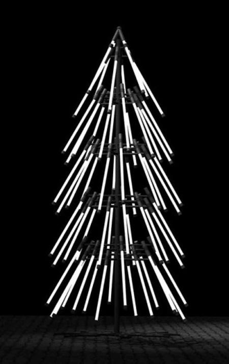uncategorized  Самые необычные елки