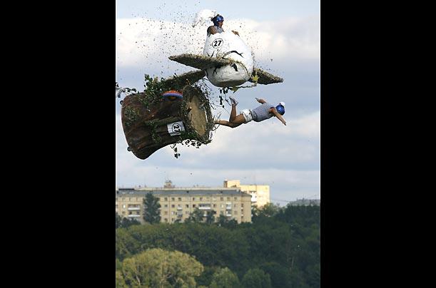 chelovek foto  Фотопост: Red Bull FLUGTAG 2009
