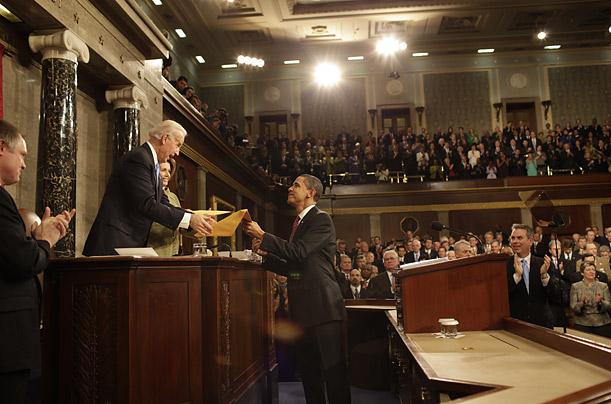 foto  Обама: жизнь за кулисами