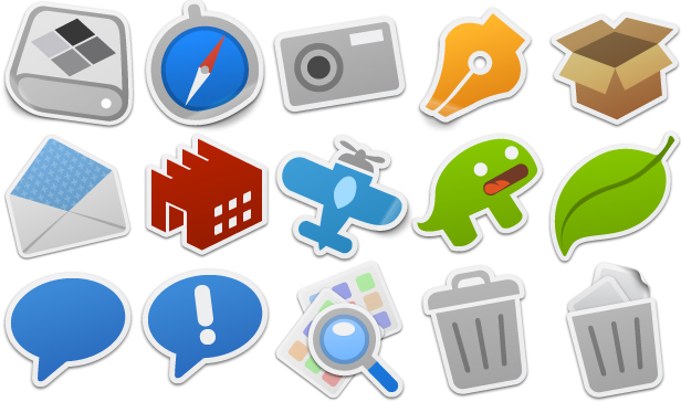 Super Cool Free Icon Set