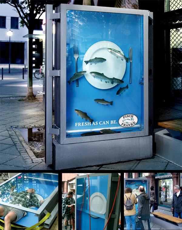 uncategorized  Фотопост: креативная реклама