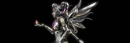 robotic-angel