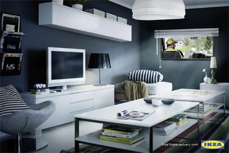 uncategorized  Креативная реклама от IKEA