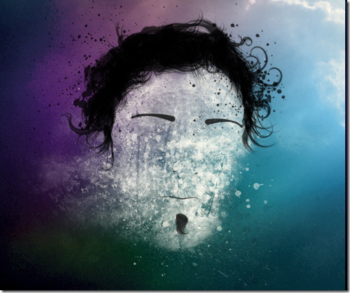 grafika i dizayn  Уроки Photoshop: гранж эффекты