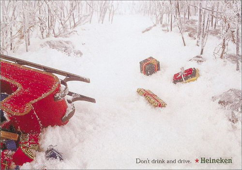 19 Inspiring Christmas Advertisement Design