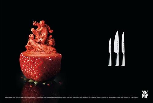 uncategorized  Фотопост: реклама ножей WMF