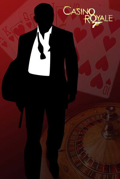 Casino Royale Tutorial: Final Result (Click to enlarge)