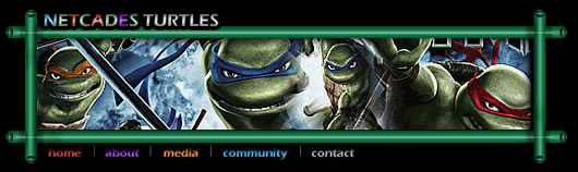 Photoshop Movie Tutorial Ninja Turtles 2007 Header Design