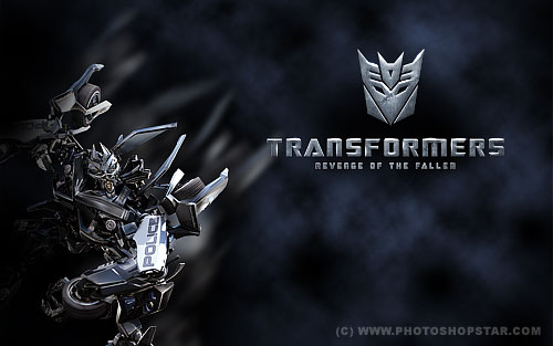 Transformers Movie Wallpaper