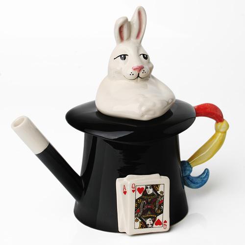 uncategorized  Самые необычные заварочные чайники