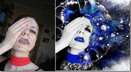 uncategorized  Уроки Photoshop: создание портретов