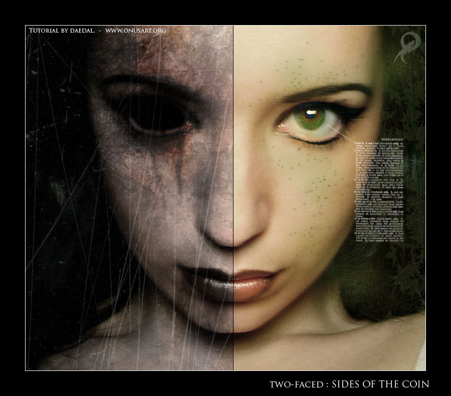 Good and Evil Photo Manipulation