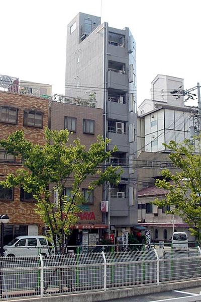 mir Самые тонкие дома в Японии