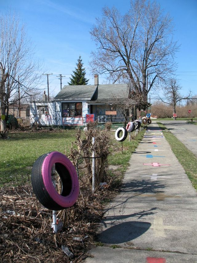 The Heidelberg Project (58 pics)