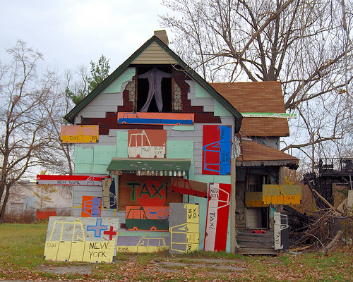 The Heidelberg Project by Patricia Drury.