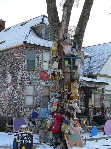 The Heidelberg Project by DetroitDerek Photography.