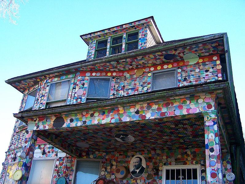 Casa de Dotty Wotty del proyecto Heidelberg