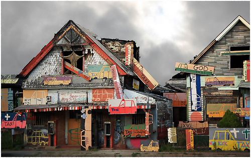 The Heidelberg Project - Detroit by DetroitDerek Photography.